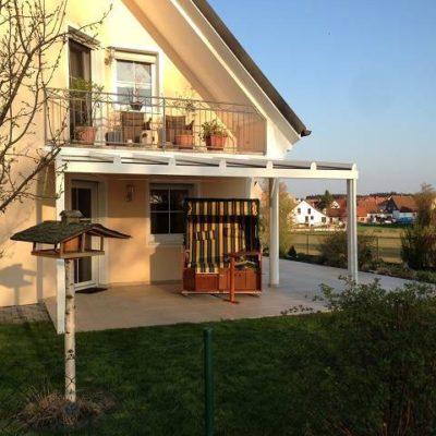 Terrassendach für die heimische Terrasse
