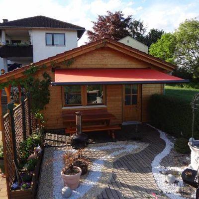 Sonnenschutz für Terrasse und Garten